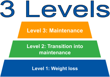 3 Levels