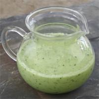 Cucumber Vinaigrette