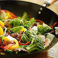 Gingery Broccoli Beef